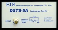 Model DSTS-5A Depth Sounder Test Set